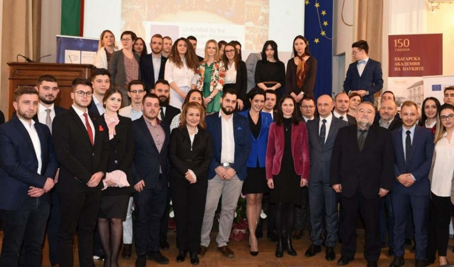 "Young Balkan Leaders"" Симбол за заедништво, симбол за надеж, симбол за пријателство и успех."