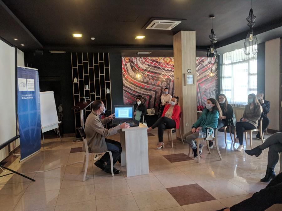 Работилница за односи со јавноста